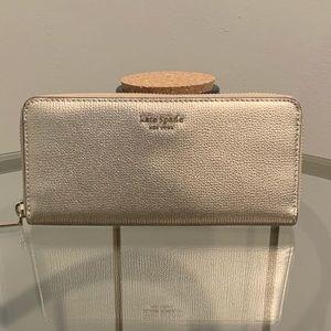NWT Kate Spade Sylvia Slim Continental Wallet